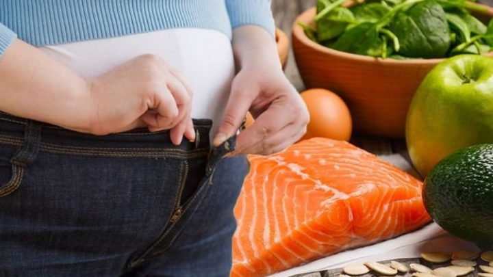 How to lose visceral fat: Eat more of these foods to reduce the harmful belly fat