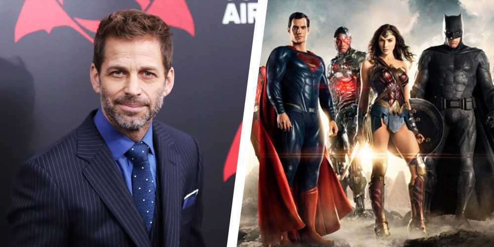 Zack Snyder Fans Raised More Than $150,000 for Suicide Prevention