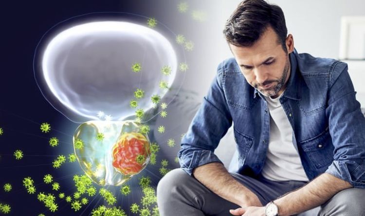 Prostate cancer symptoms: The sign when you sit down that could signal the deadly disease