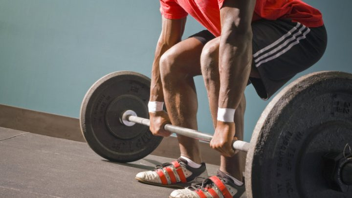 Speed, not weight, when you lift could be the key to greater gains