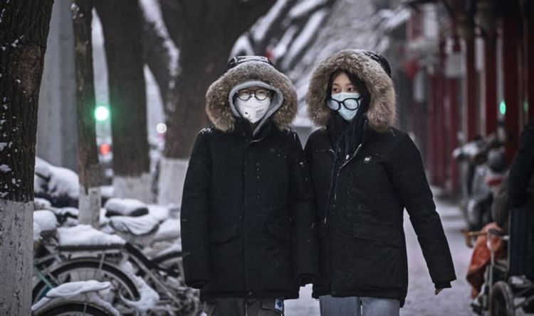 Coronavirus face masks: Could China RUN OUT of face masks? Is there a shortage?