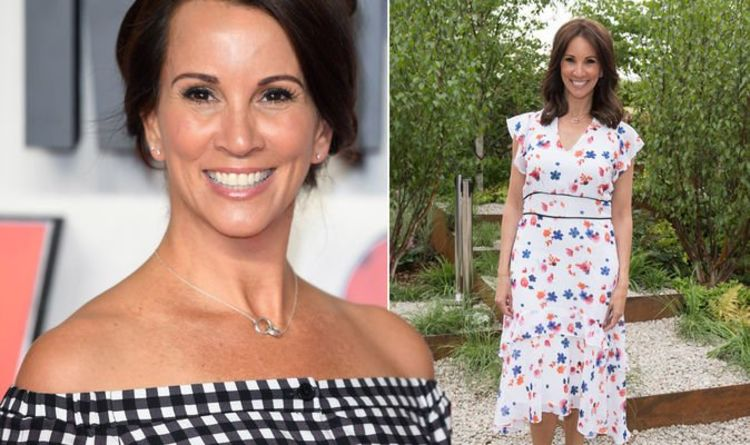 Andrea McLean health: Loose Women host reveals 'wake-up call' health battle – what is it?