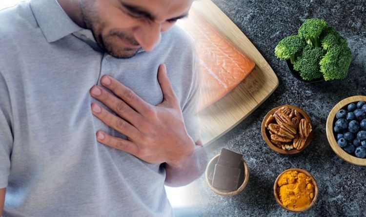 Heartburn pain: Including too much of this food in your diet could trigger symptoms