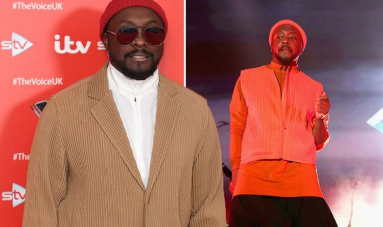 Will.i.am health: The Voice judge reveals how music helps him to control his condition