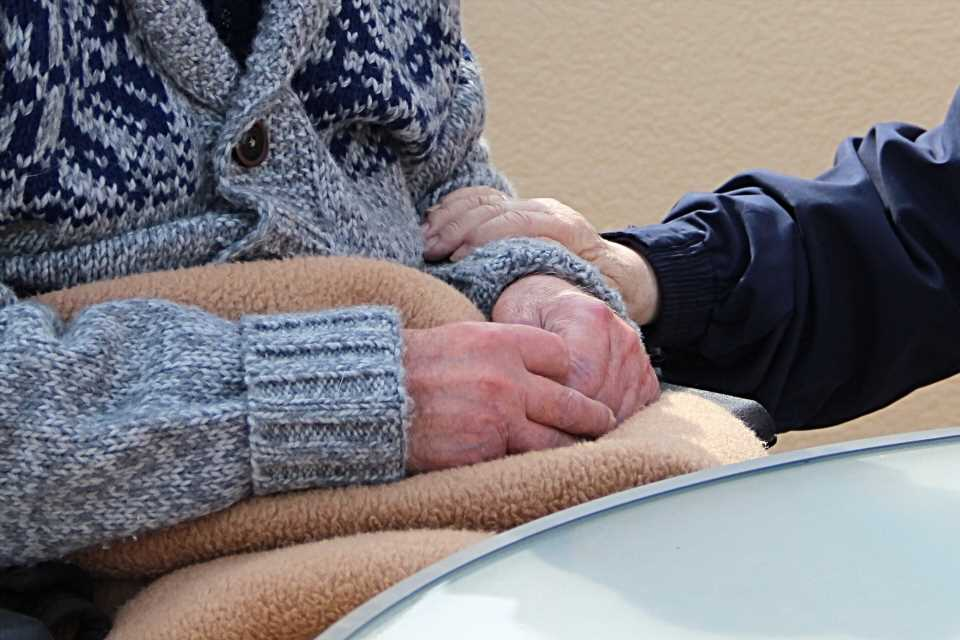 In Europe, retirement homes at risk from virus 'timebomb'