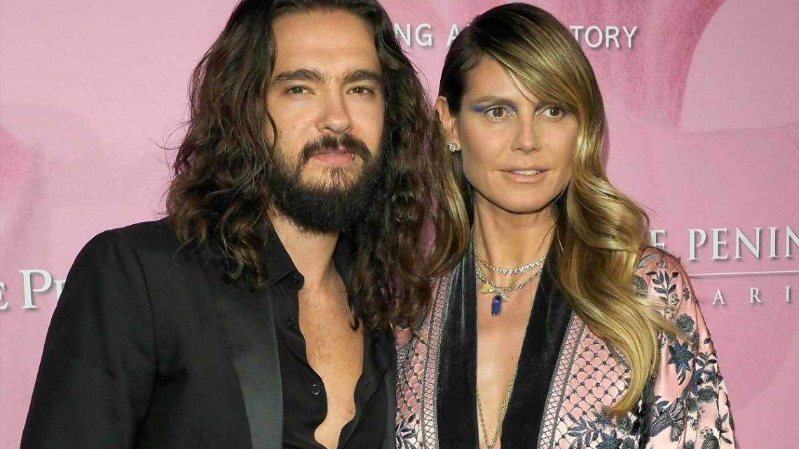 Heidi Klum and Husband Tom Kaulitz Have Been Tested for Coronavirus and Are 'Staying Apart'