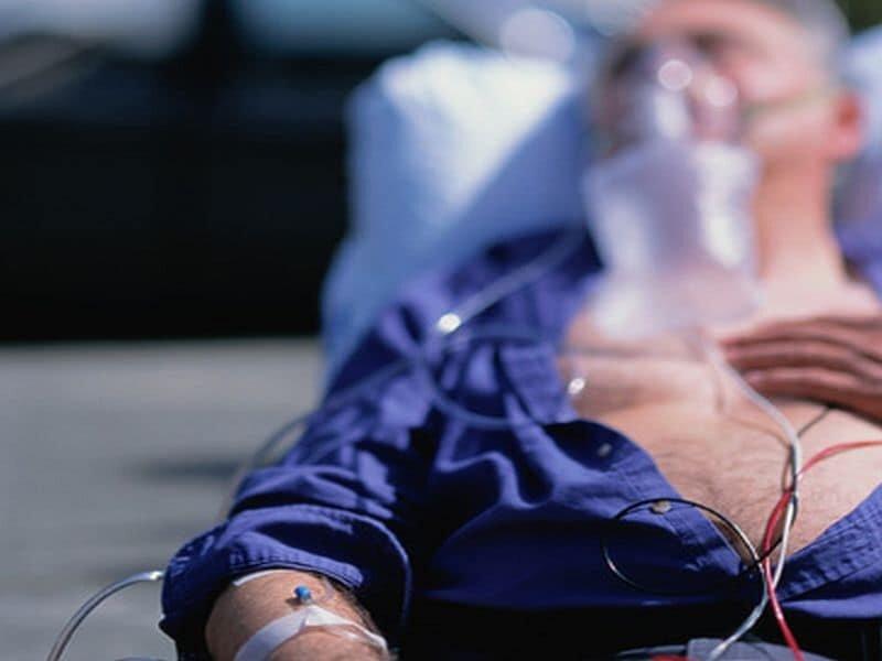 More money, better heart health? Not always