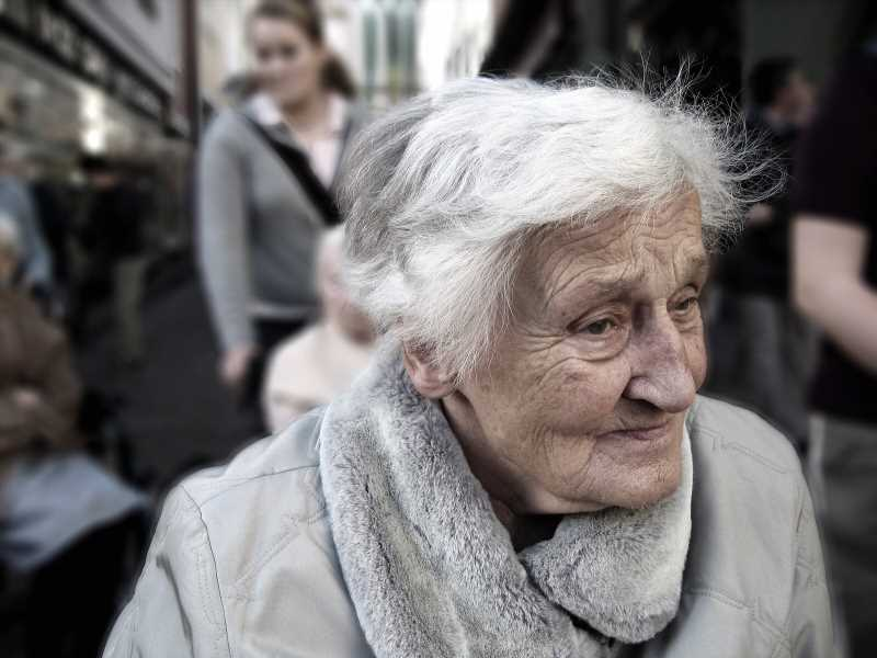 The impact of COVID-19 on older adults