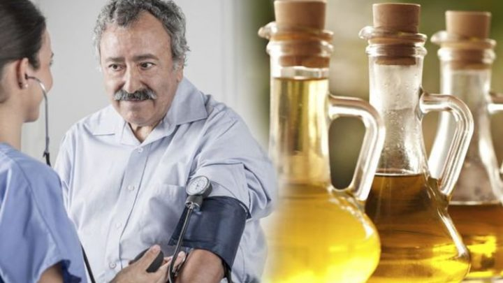 High blood pressure diet: What is the best cooking oil to help keep reading low