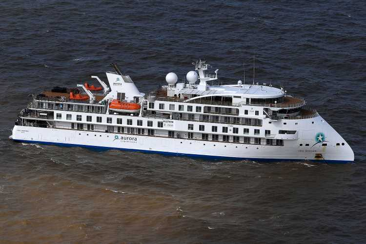 More Than 80 Percent of Cruise Ship Passengers Who Had Coronavirus Didn't Show Symptoms