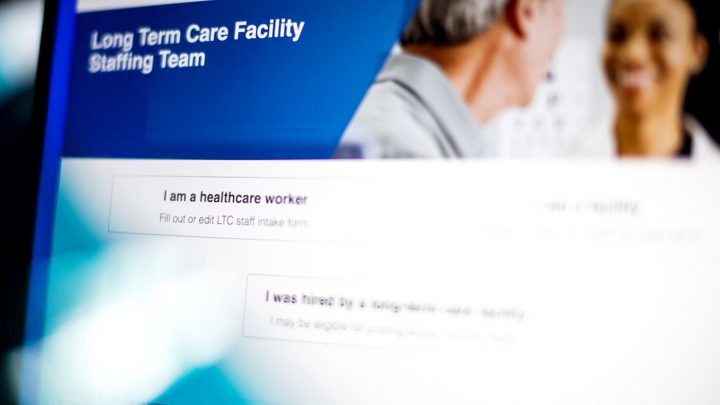 Long-term care facilities need staff, fast—an algorithm could provide a solution