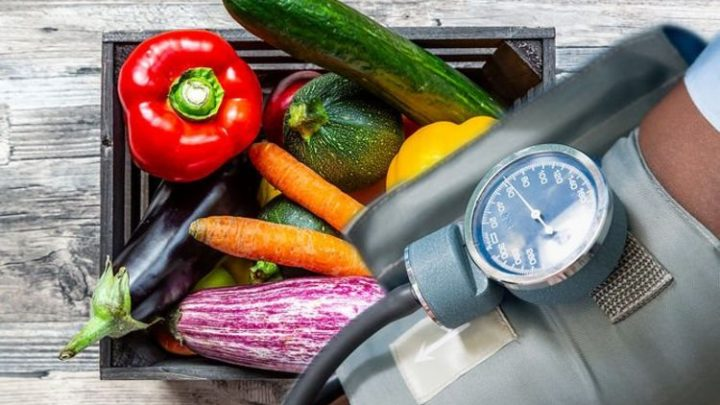 High blood pressure: The purple vegetable shown to lower your risk of hypertension