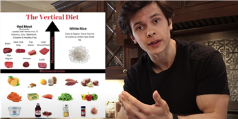 This Unexpected Thing Happened When One Guy Tried the Vertical Diet