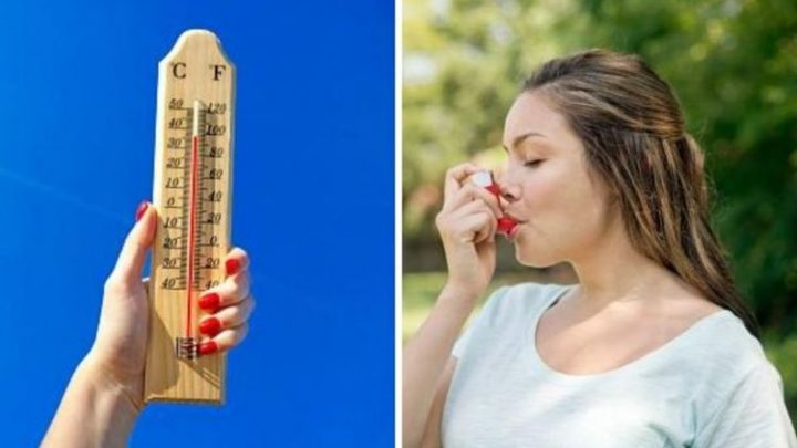 Asthma symptoms: Does hot weather affect asthma?