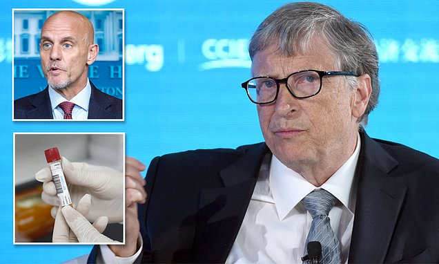 Bill Gates does not think FDA can be trusted with COVID-19 vaccines