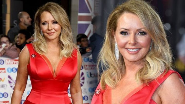 Carol Vorderman health: 'I was ill, properly ill' Countdown star's lung disease battle