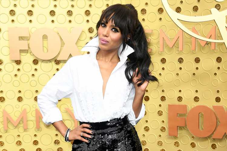 Kerry Washington Admits She's 'Scared at Times to Scooter in Neighborhoods' with Her Kids