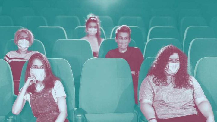 Should You Worry About Getting COVID-19 at a Movie Theater? We Asked Experts
