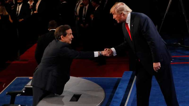 Inside Donald Trump and Chris Wallace's relationship