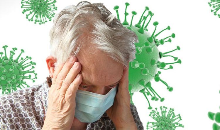 Coronavirus UK: Key symptom to look for in frail over 65s – it's not a new cough or fever