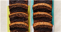 Try this vegan chocolate banana bread for more energy