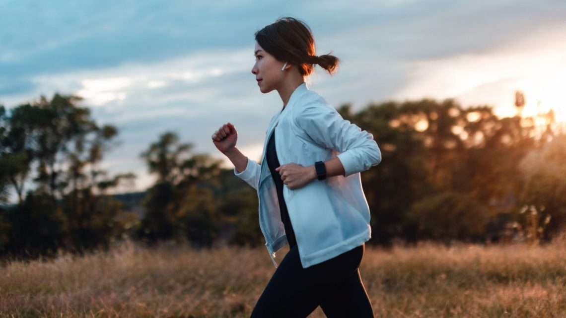 """""""How a fitness tracker helped me learn to love interval running"""""""