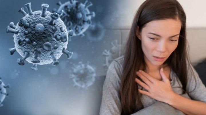 Coronavirus new strain symptoms: Three signs you may have already had the virus