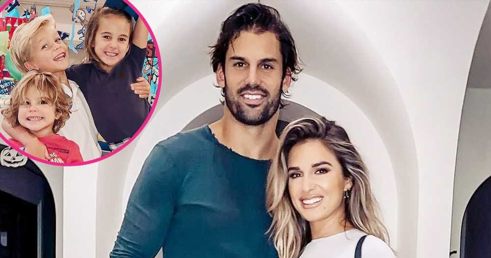 Jessie James Decker and Eric 'Finally' Got Bedroom Door Lock After 'Close Calls'