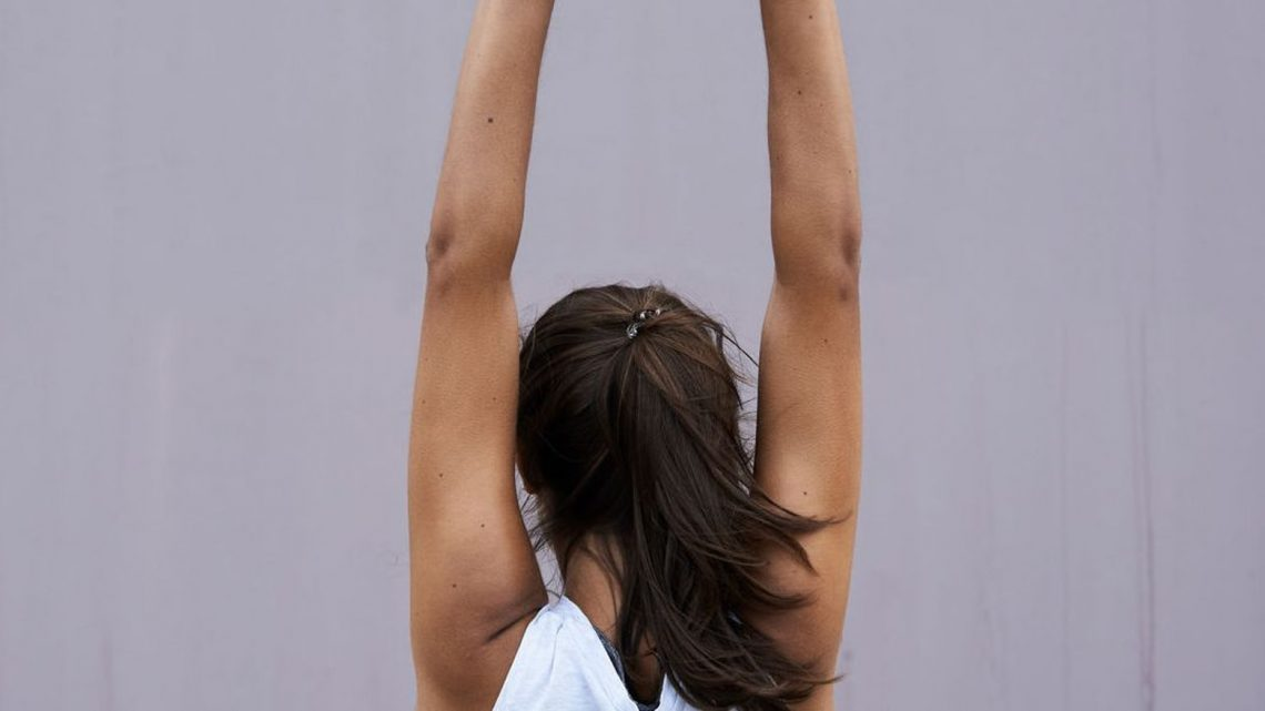 Four stretches every office worker needs