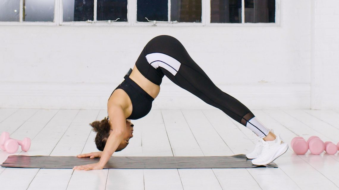 Get out of an exercise rut by upgrading your press-ups