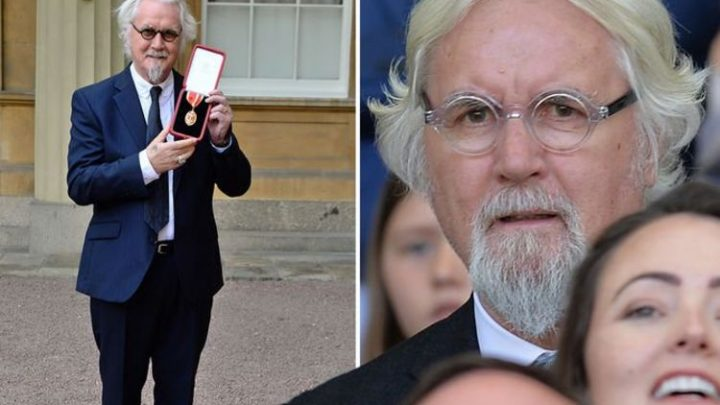 Billy Connolly health: Comedian poignantly addresses his Parkinson's disease symptoms