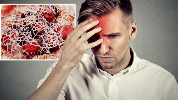 AstraZeneca blood clots: Three areas of the body where the blood clots appear – symptoms