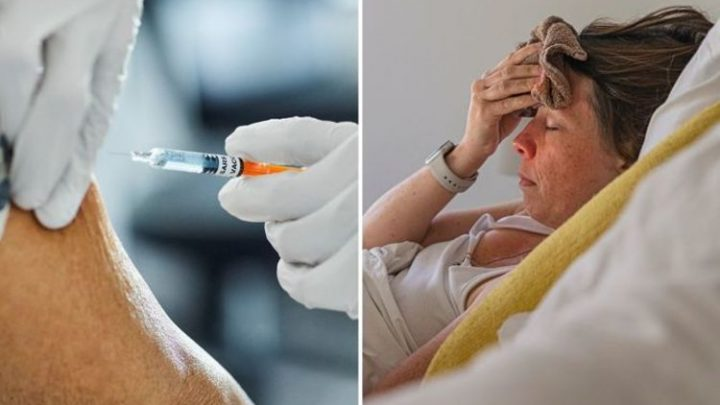 Pfizer vaccine side effects: Eight very common side effects of the Pfizer Covid vaccine