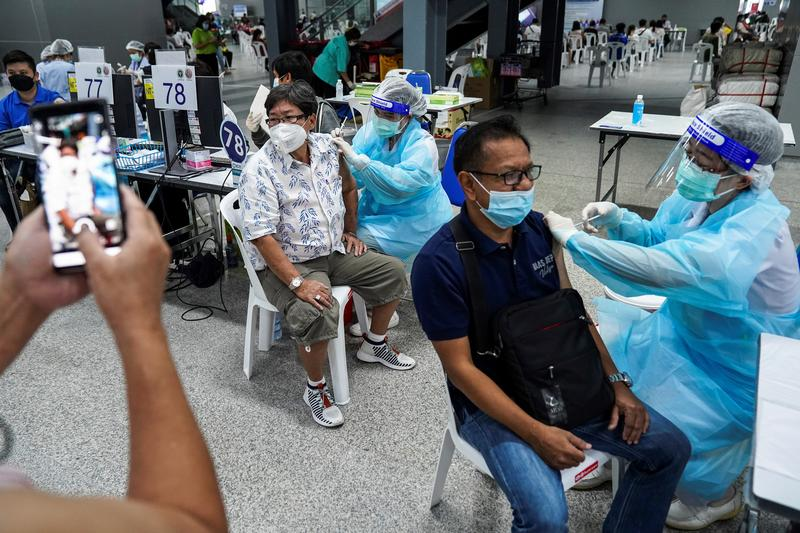 Thailand says AstraZeneca seeks to delay delivery of 61 million vaccine doses